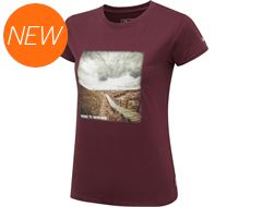 Women's 'Road To Nowhere' T-Shirt
