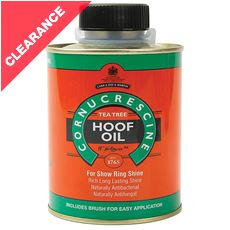 Cornucresine Tea Tree Hoof Oil