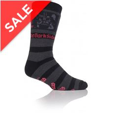 Men's Star Wars The Dark Side Double Layer Sock