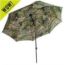 "45"" Standard Camo Brolly with Tilt Function"