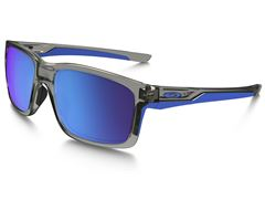 Mainlink Sunglasses (Grey Ink / Sapphire Iridium)