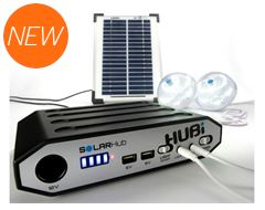 2k Solar Lighting and Power System