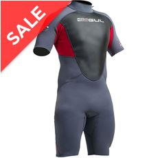 Men's Response 3/2mm Flatlock Shorti Wetsuit