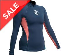 Swami Ladies' Long Sleeve Rashvest