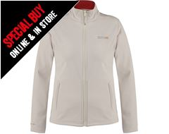 Connie III Women's Softshell Jacket