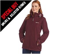 Women's Daze Waterproof Jacket