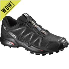 Men's Speedcross 4 Trail Running Shoe