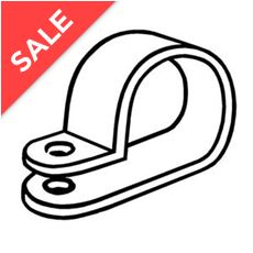 Pipe Clip- 6mm - 5 Pack