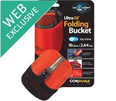 Ultra-Sil Folding Bucket (10 Litre)