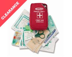 First Aid Kit - Travel Pack 1 (13 Items)
