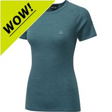 Women's Merino Convect SS Top
