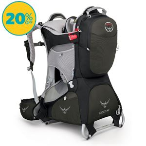 Poco AG Plus Child Carrier
