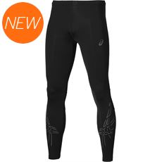 Men's Stripe Running Tights