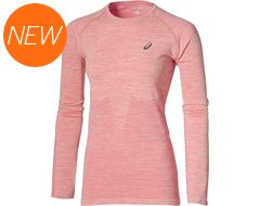 Women's Seamless Long Sleeve Tee