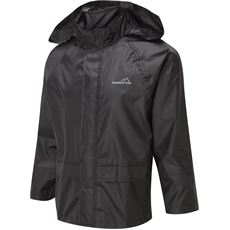 Essential Kids' Waterproof Jacket
