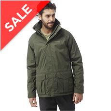 Kiwi 3-in-1 Men's Waterproof Jacket