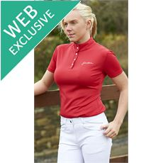 Bling Signature Performance Women's Polo