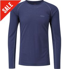 Men's Merino+ 120 LS Tee