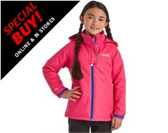 Kids' Spinball Jacket