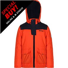 Kids' Zipper Jacket
