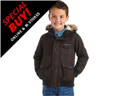 Kids' Whackie Jacket