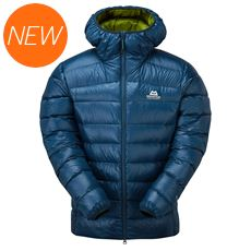 Mens' Dewline Hooded Jacket