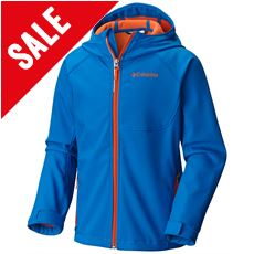 Youth Cascade Ridge Softshell Jacket