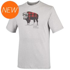Men's CSC Check The Buffalo™ II Short Sleeve Tee