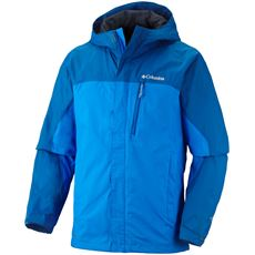 Men's Pouring Adventure Waterproof Jacket
