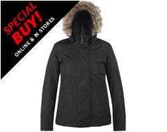 Women's Loriner Parka Jacket