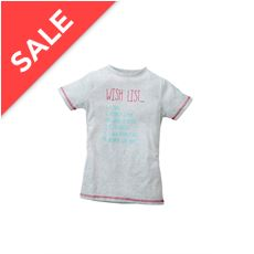 Girls' Wish List Junior T Shirt