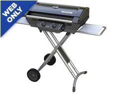 2 Series Compact EX Gas Barbecue