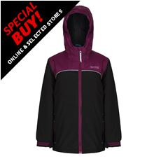 Girls' Icara Waterproof Jacket