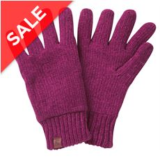 Women's Chenille Glove