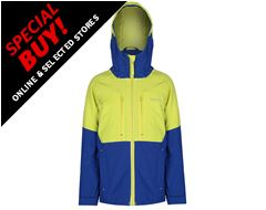 Mercia Kids' Waterproof Insulated Jacket