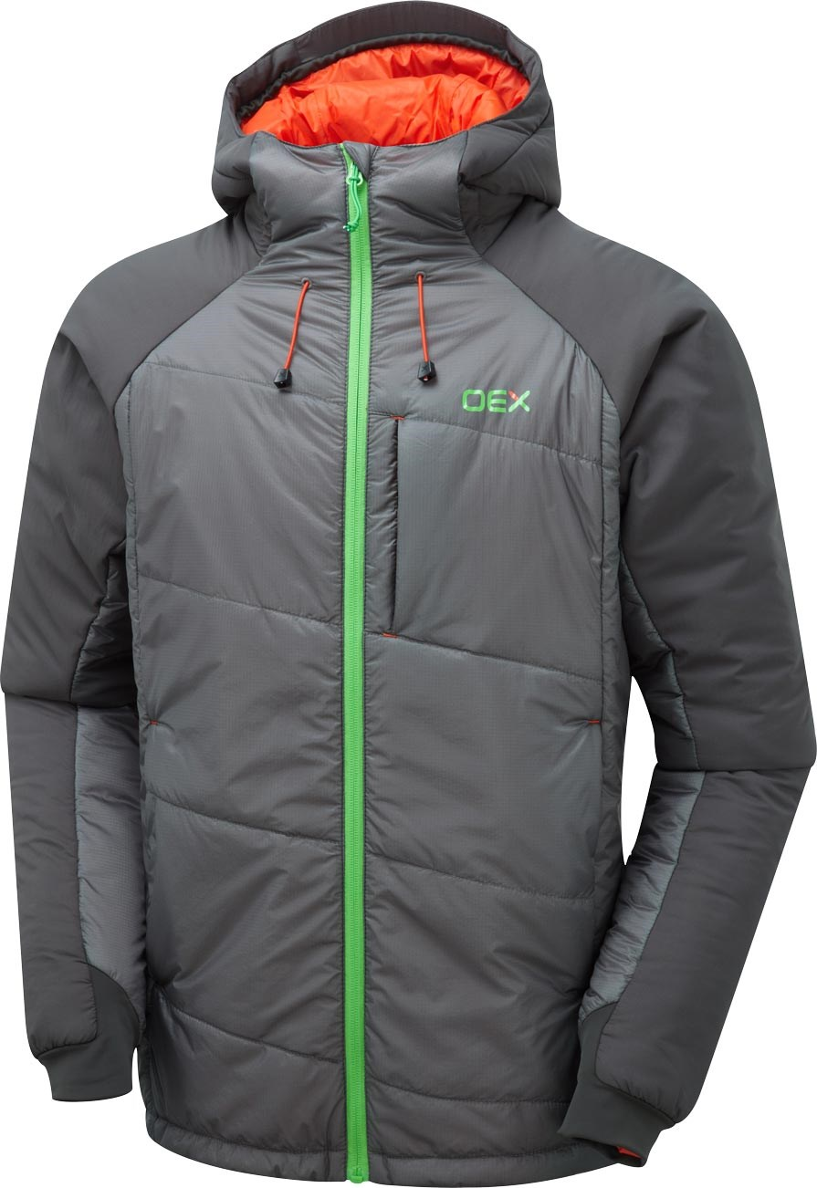 OEX Men's Nevis Insulated Jacket | GO Outdoors