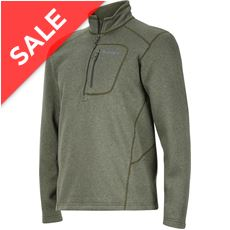 Men's Drop Line 1/2 Zip