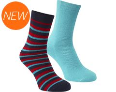 Kids' Parallel Thermal Socks