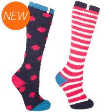 Kids' Blessing Fleece Socks