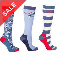 Women's Fenella Three Pack Sock