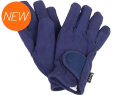 Children's Glow Fleece Lined Glove
