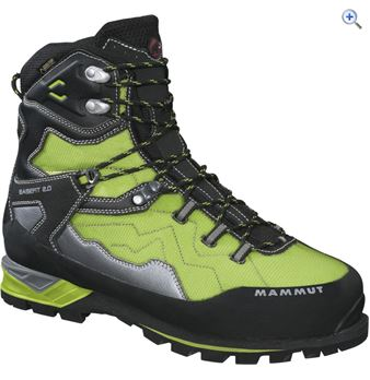Mammut Womens Magic Advanced High GTX® Boot  Size 9  Colour Fern Green