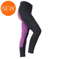 Girls' Wessex Two Tone Jodhpurs