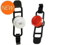 Loop 2 Recharge Bike Light Set