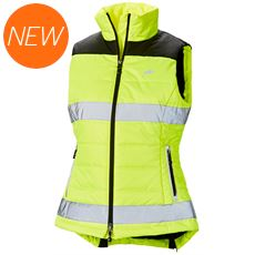 Hi Viz Women's Down Like Gilet