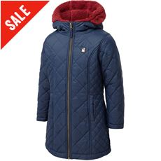 Kids' Dolly Padded Parker Jacket