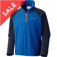 Kids' Glacial Half Zip Fleece
