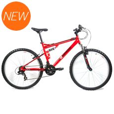 Latitude Full Suspension Mountain Bike