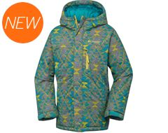 Kids' Alpine Free Fall Jacket