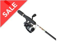 Drop Shot Rod & Reel Combo